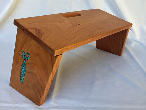 """Goddess with a Heart"" Bench (Folding)"