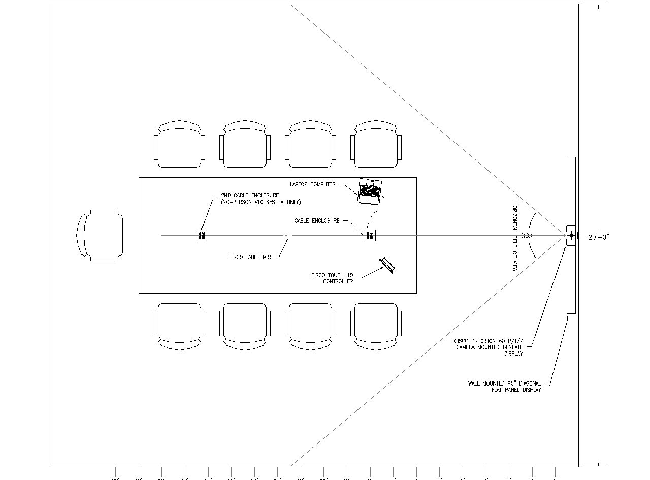Room Plan Drawing