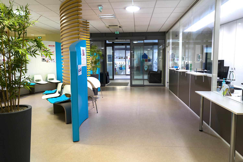 Accueil maison de santé Bartenheim