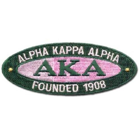 AKA Founded 1908 Emblem