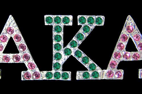 AKA Austrian P/G/P Crystal pin