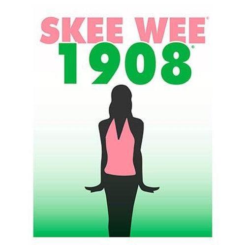 AKA Skee-Wee 12 x 16