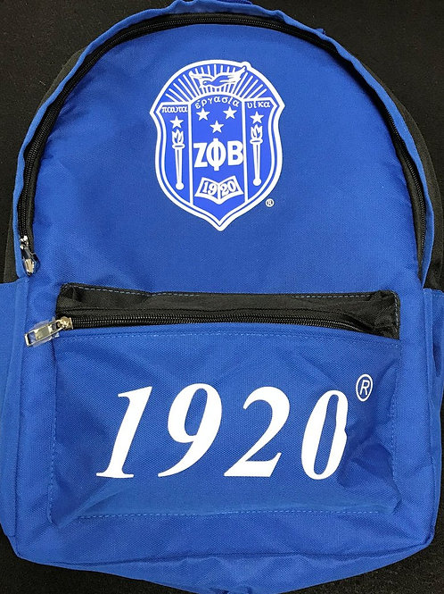 ZPB USB Backpack
