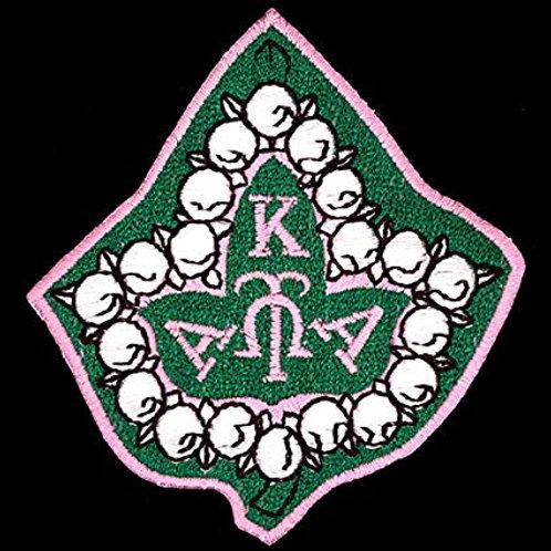 "AKA Pearl Ivy 3"" Emblem"
