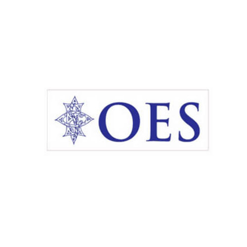 OES Window Cling