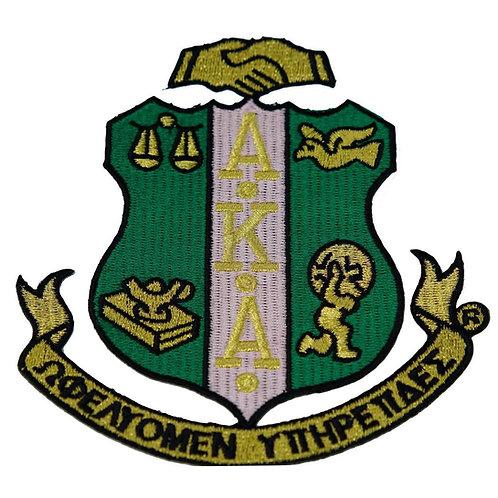 """AKA 2"""" Shield Emblem"""