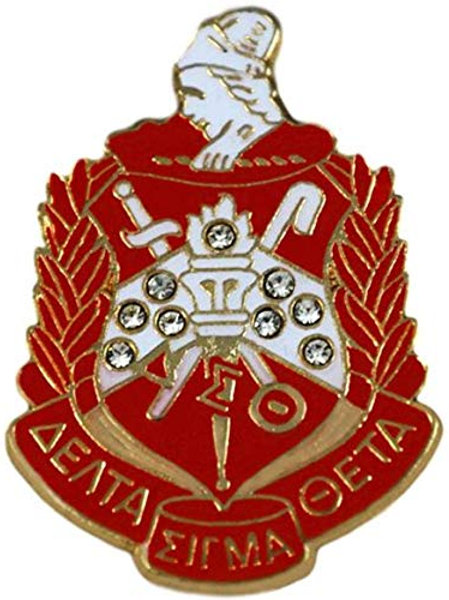 DST Shield Bling Pin