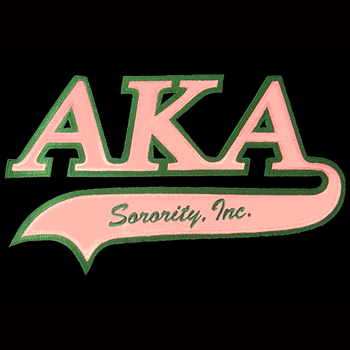 AKA Sorority Inc. w/ Tail