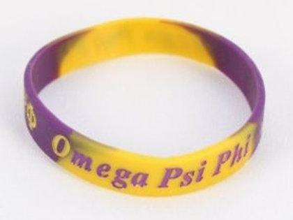 Omega Silicone Bracelet