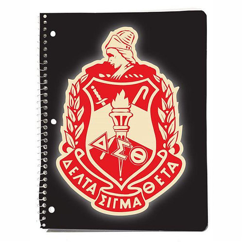 DST Spiral Notebook