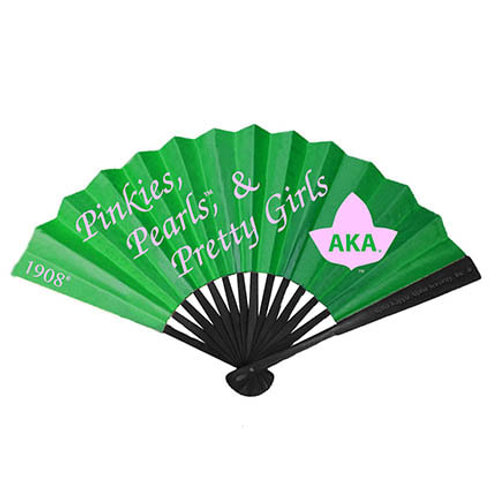 AKA Foldable Bamboo Hand Fan