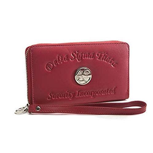 DST Embossed Wallet