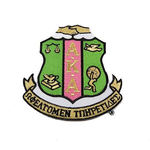 AKA Crest Emblem