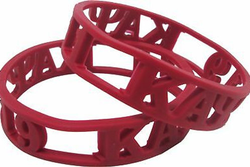 KAP 3D Silicone Bracelet