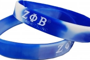 ZPB Tye-Die Silicone Bracelet