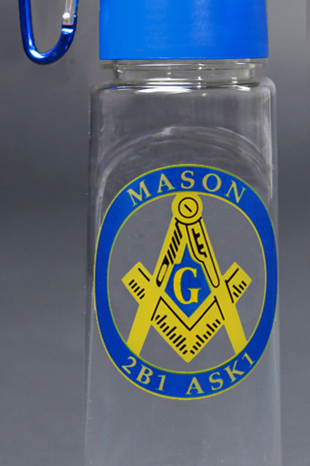 Mason Water Bottle