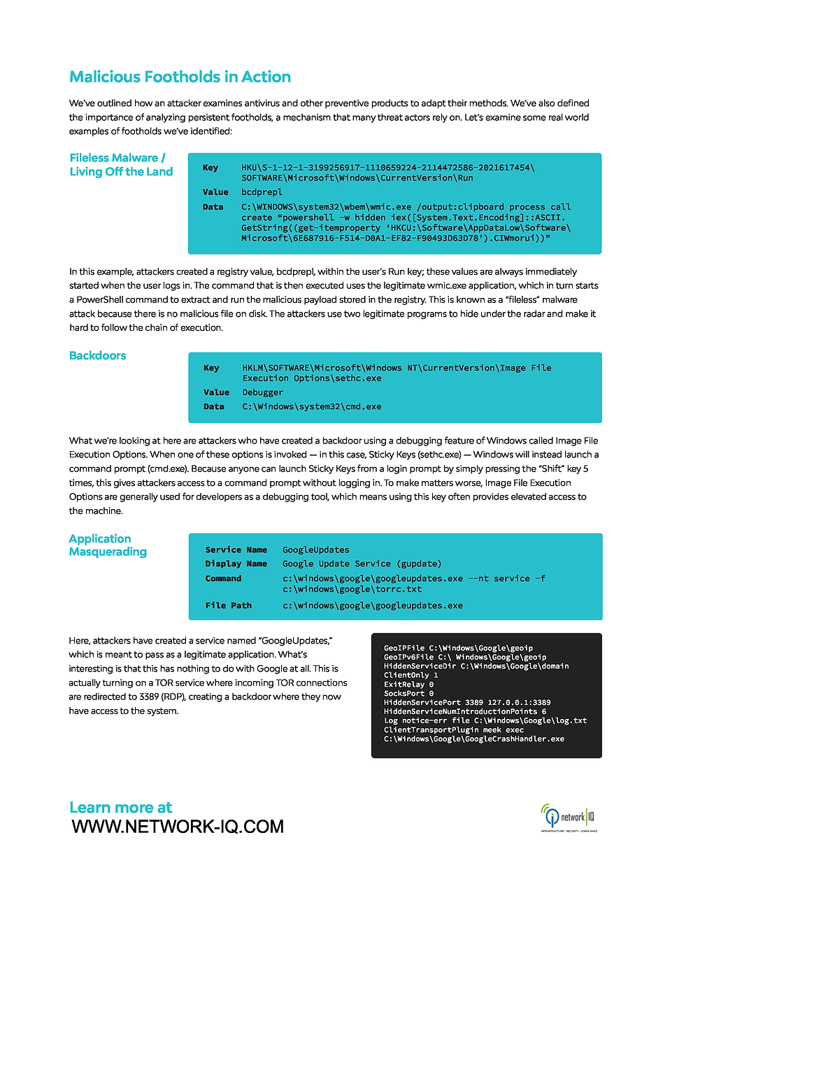 Datasheet - The Missing Piece in Your Se