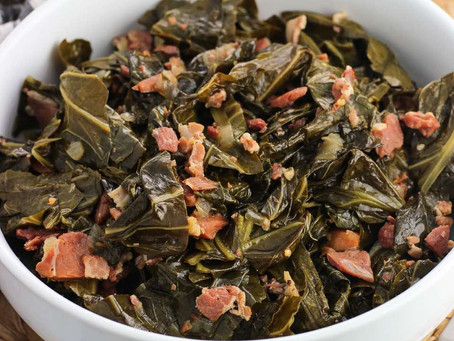 Daniel's Soul Food Collard Greens: A recipe that is food for the soul!