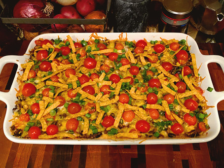 Taco Casserole: Your family will thank you!