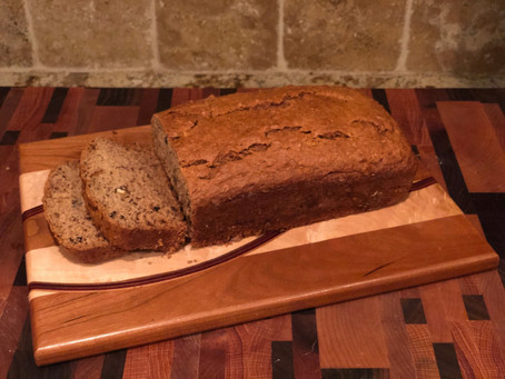 Banana Nut Bread: A Simple and delicious recipe!