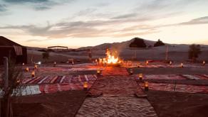 Stille ist Fülle - Sahara Stille Retreat