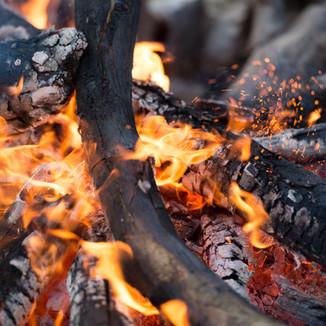 Das Feuer der Gemeinschaft