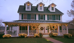 Farmhouse Tradition for the Holidays
