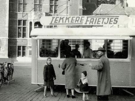 De onzekere geschiedenis van frieten