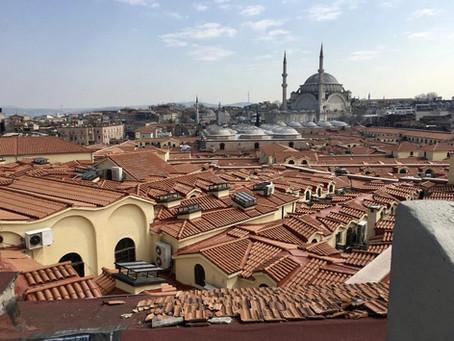 Istanbul in woord en beeld