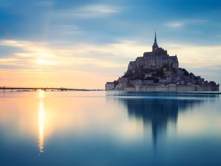 Het mysterie van de Mont Saint-Michel