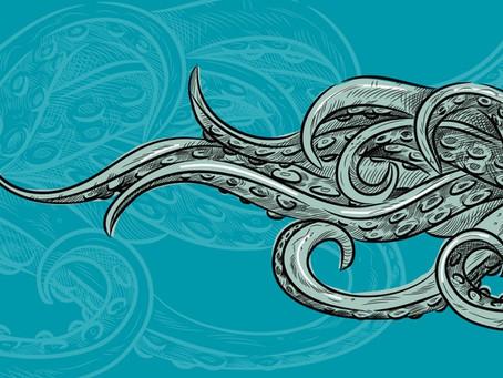 Ik de octopus