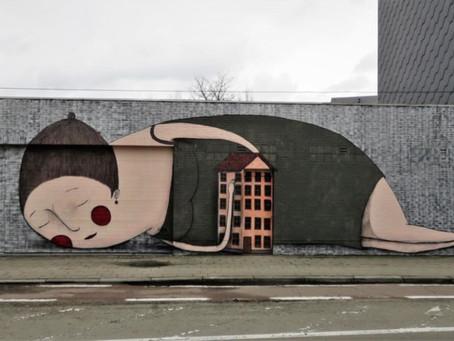 Bisser, de Banksy uit Leuven