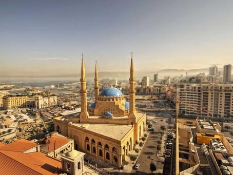 Voor altijd dierbaar Libanon