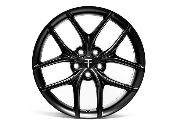 テスラモデル3   TS5 19 インチフロー鍛造ホイール4本セット