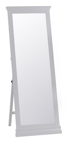 Washington Grey Cheval Mirror