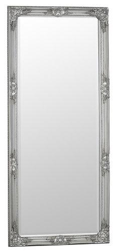 Leaner Silver Frame 75 x 165cm