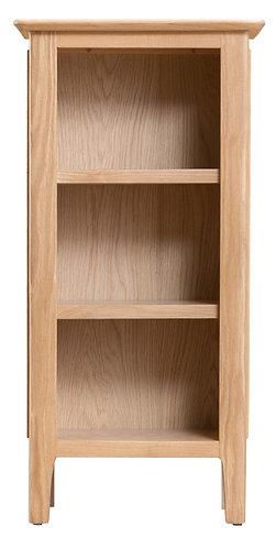 Utah Small Narrow Bookcase