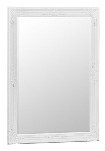 Rectangular White Frame 75 x 105cm