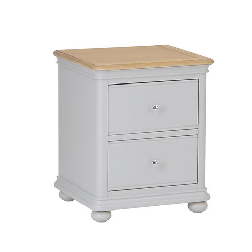 Texas 2 Drawer Bedside