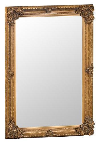 Rectangular Gold Frame 80 x 115cm