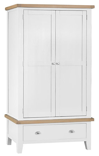 Large 2 Door Wardrobe