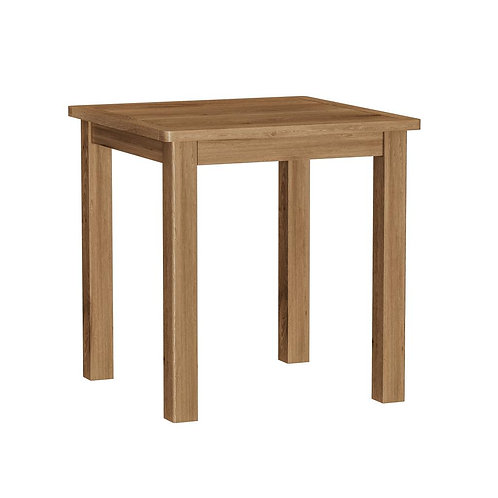 Vermont Oak Fixed Top Dining Table