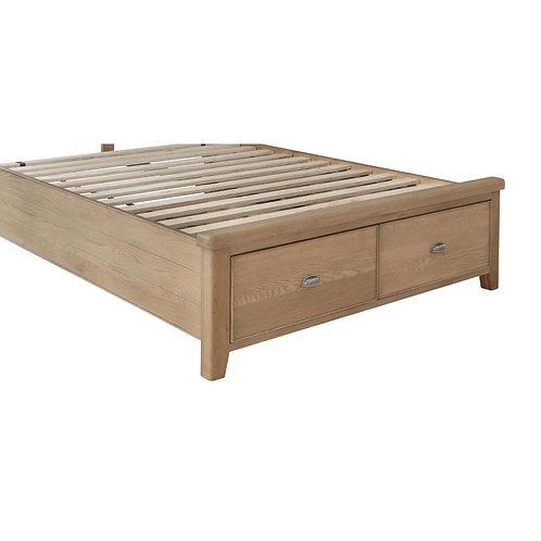 Kentucky 5' Drawer Footboard & Siderails UK Size