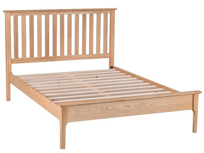 Utah 4'6 Slatted Bed