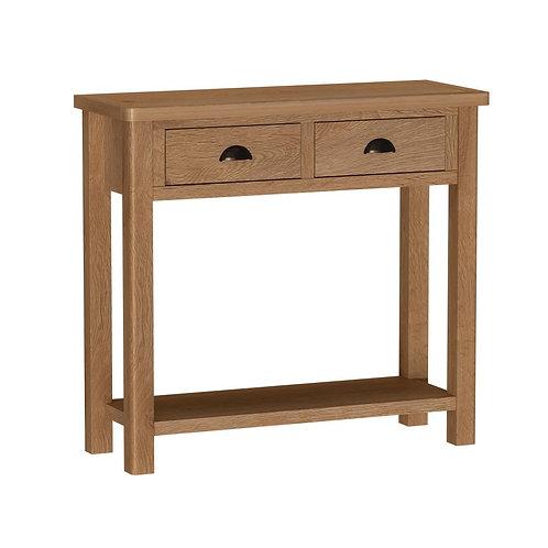 Vermont Oak Console Table