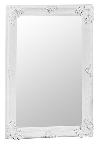 Rectangular White Frame 80 x 115cm