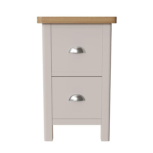 Vermont Truffle Small bedside cabinet