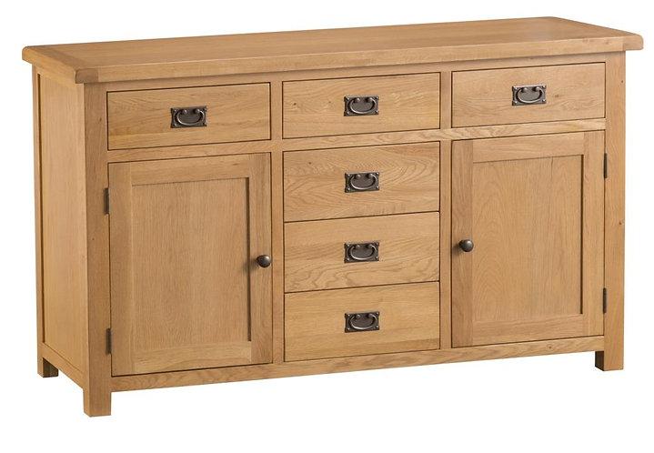 Lowa 2 Door 6 Drawer Sibeboard