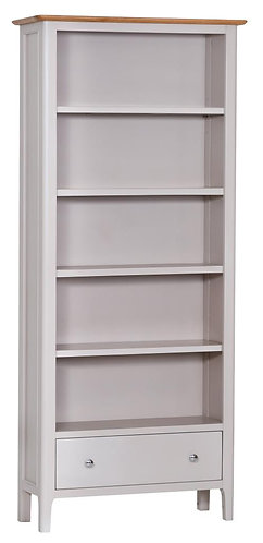 Utah Painted Large Bookcase