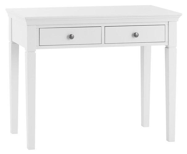 Wshington White Dressing Table
